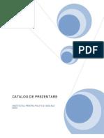 Portofoliu de proiecte Institutul pentru Politici Sociale