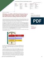 Decision Sciences _ Data Sciences _ Big Data Analytics _ Mu Sigma