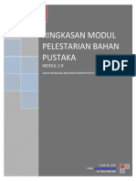 RINGKASAN MODUL PELESTARIAN BAHAN PUSTAKA.pdf