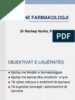 Farmakologjia e pergjithshme