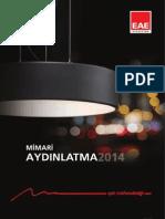 Mimari Aydinlatma 2014