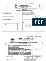 ApplicationForm MBA MCA MSc .PDF CY2012