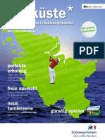 golfküste* Schleswig-Holstein