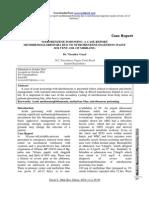 Nitrobenzene Poisoning_ a Case Report Np