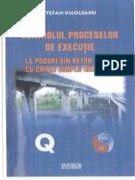 Controlul Proceselor de Executie La Poduri Din Beton Armat Cu Grinzi Simplu Rezemate Stefan Vicoleanu