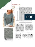 Knit Lace Pattern