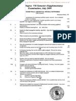 (Www.entrance-exam.net)-Cochin University B. Tech in IT 7th Sem - Artificial Neural Networks Sample Paper 1