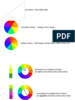 colour theory