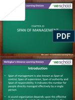 10 Spanofmanagement 130715081129 Phpapp02