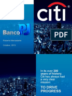Citibank Brazil Presents- The Business Perspective of BPM Solutions