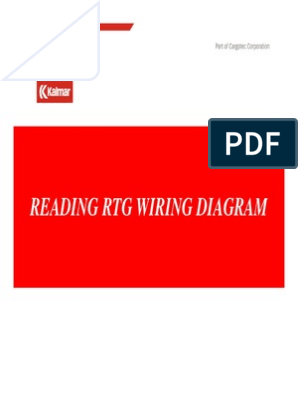 4_Reading RTG Electrical Circuit   Electronic Component ... on