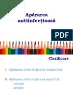Curs 4 Aparare Antiinfectioasa