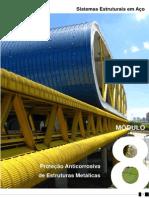 Apostila Modulo 8 Protecao Corrosao Peq - Estruturas Metálicas