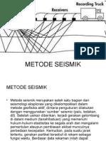METODE SEISMIK
