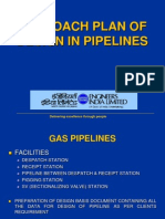 i Pipelines Approach Plan