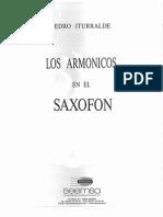Los Armonicos en El Saxofon