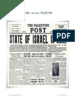 Bangsa Arab Penindas Palestina (Debate