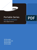 M,S Portable Series User Manual PT