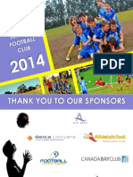 Abbotsford Juniors Football Club 2014