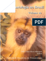 A Primatologia No Brasil, Vol 10 (2007)