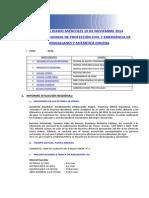 Informe Diario Onemi Magallanes 19.11.2014