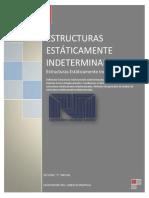 Estructuras Estaticamente Indeterminadas Unidad i