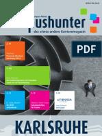 Karrieremagazin campushunter Region Karlsruhe Wintersemester 2014