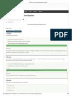 Project Procurement Management Questions