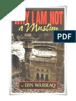 Mengapa Aku Bukan Lagi Seorang Muslim (Why I Am Not A Muslim)