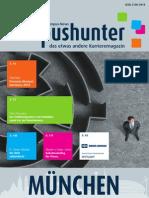 Karrieremagazin campushunter Region Muenchen Wintersemester 2014