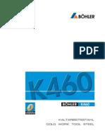 Bohler K460DE