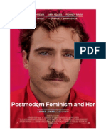 Postmodern Feminism and Her