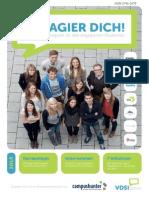 Engagier Dich 2014 VDSI Studentische Initiativen stellen sich vor....