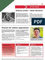 Skånes Podd – Sätet Bredvid
