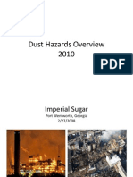 ISP Dust Overview 2010