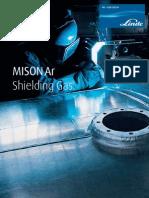 MISON AR Shielding Gas135 99117