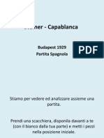 Steiner vs Capablanca