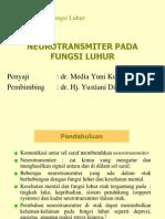 Neurotransmiter Dalam Fungsi Luhur