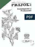 Frijol Producion y Investigacion