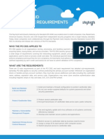 AST 0135179 Skyhigh Cheat Sheet PCI Compliance 0814