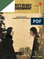 Peru Deadly Environment En