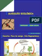 2013 - Biologia - D Ceolin - Sucessão Ecológica