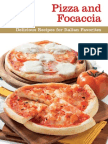 Pizza and Focaccia Delicious Recipes for Italian Favorites