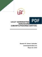 Admin Servi Dores Linux