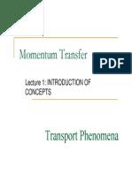 Momentum Transport