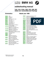 1998 BMW E36 Electrical Wiring Diagram | 1998 Bmw Blower Fan Wiring Diagrams |  | Scribd