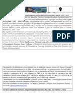 Aporte de Los Pueblos Afrovenezolanos Del Zulia Al Plan de La Patria 2.013 - 2019