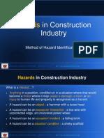 hazard in construction
