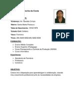 Antônia Cléa Rocha Da Costa