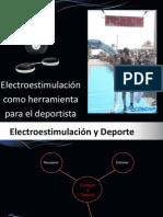 Electroterapia Para El Deportista COMPEX
